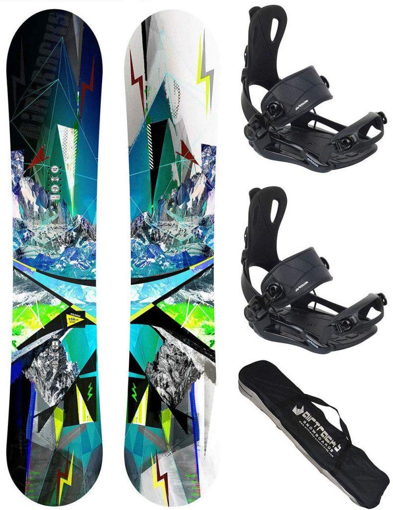 Snowboard Set